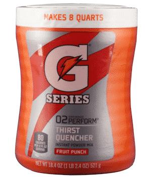 Gatorade Tarrro